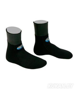 Носки Sigma Sub 10 мм анатомические с обтюрацией