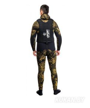 Жилет разгрузочный Sargan Броник черный