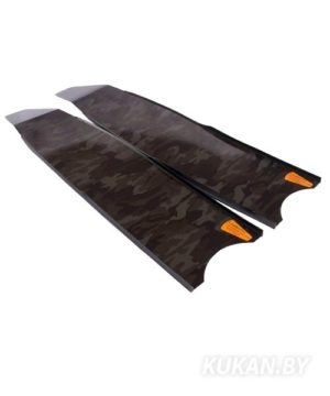 Лопасти Leaderfins Waves Camo Carbon