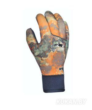 Перчатки BS Diver Camolex 5 мм