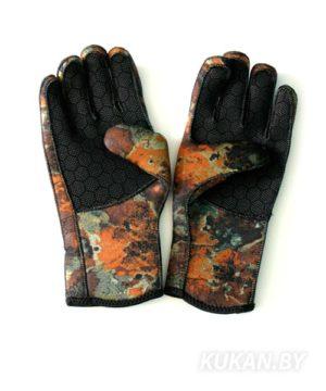 Перчатки Витязь камо 3 мм