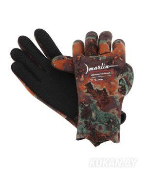 Перчатки Marlin Ultrastretch Brown 5 мм