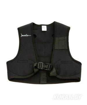 Жилет грузовой Marlin Vest Black быстросъемный