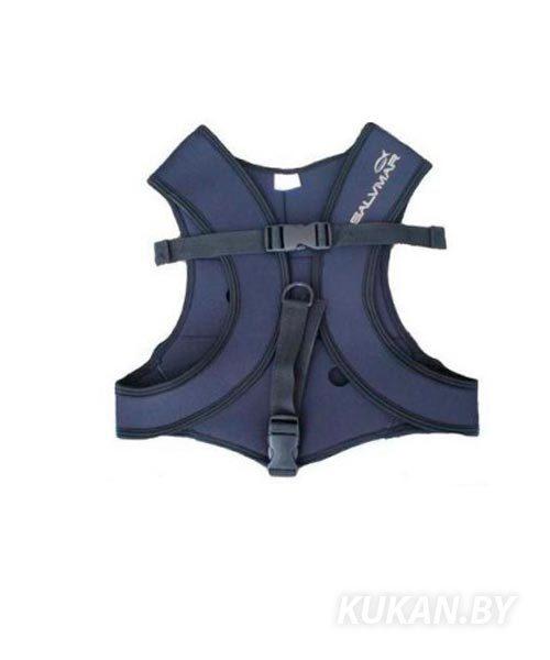 Грузовой жилет Salvimar Drop Vest Black 6 кг