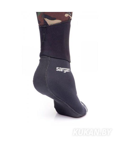 Носки Sargan Мечта снегурочки 9 мм