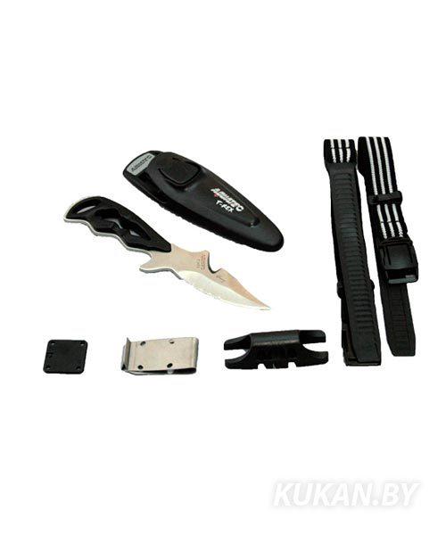 Нож BS Diver Aquatec T-Rex Steel