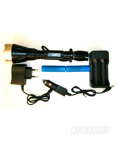 Подводный фонарь Bailong Police BL-8783-T6