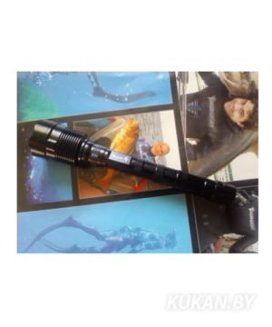 Фонарь подводный TrustFire TR-3T6 (3800 люмен, 5 режимов)