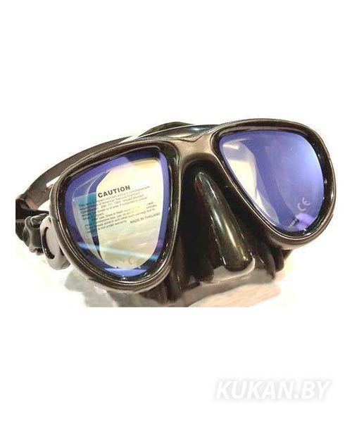 Маска BS Diver Ghost тонированная