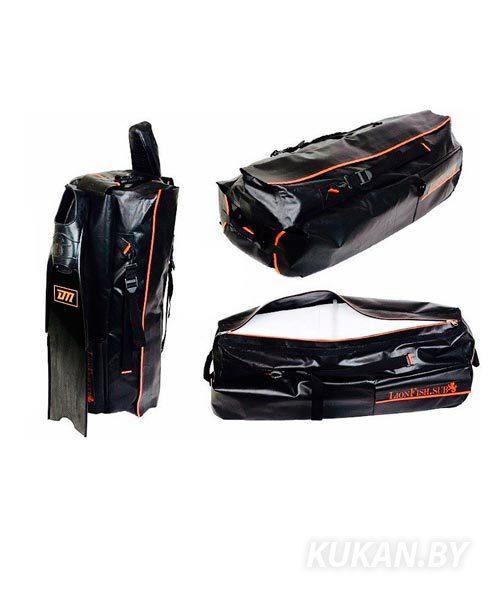 Герметичная сумка «Дайвер». Рюкзак для подводной охоты